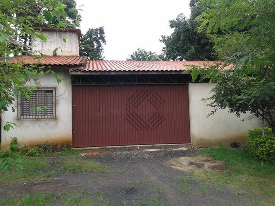 Chácara Com 3 Dormitórios À Venda, 2500 M² Por R$ 450.000,00 - Vale San Fernando - Itapetininga/sp - Ch0425