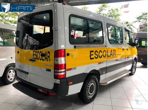 Mercedes Sprinter 415 Escolar 20 Lugares