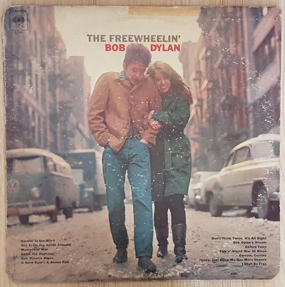 Lp - Bob Dylan - The Freewheelin - Original Americano 1969
