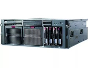 2 Servidores Hp Dl580 4 Proc Intel 2.0 Ghz 4gb Ram 146gb Hd