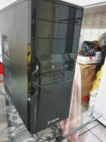 Micro Computador Completo Amd A4 - 6300 Apu Radeon Tm Hd