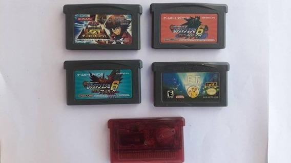 Game Boy Advance - 25,00 Cada Jogo