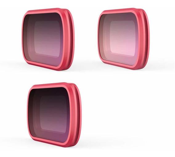 Filtro Pgytech Para Osmo Pocket - Gnd (nd8-gr / 15-4 / 32-8)