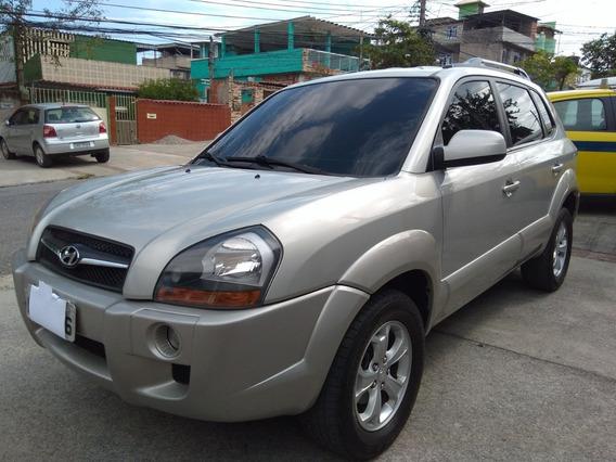 Hyundai Tucson 2.0 Mpfi Glsb 16v 143cv 2wd Flex 5p Automátic