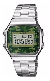 Reloj Casio Vintage A168wec3d Hro