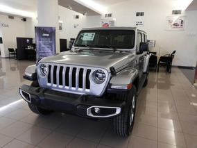 Jeep Wrangler Unlimited Sahara 2019 ¡desde 10% De Enganche!