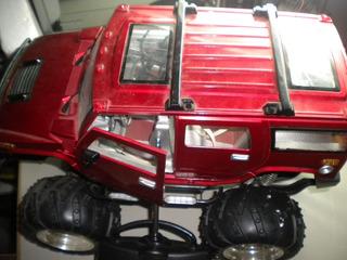 Hummer A Control Remoto Gk Racer Series