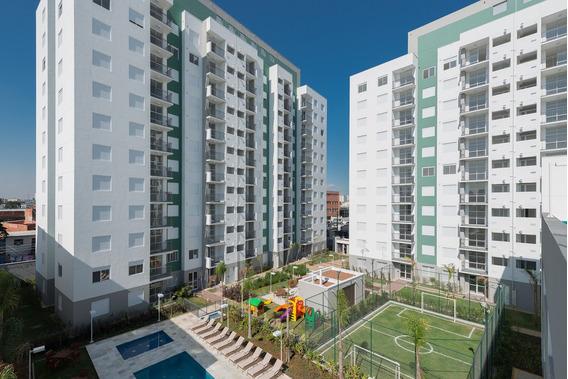 Apartamento Residencial Para Venda, Vila Guilherme, São Paulo - Ap4974. - Ap4974-inc