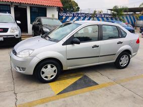 Ford Fiesta Sedan Manual 2006, Aire Acondicionado, Factura O