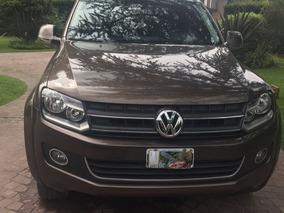Volkswagen Amarok 2.0l Tdi Año 2014 **** Financiacion ***
