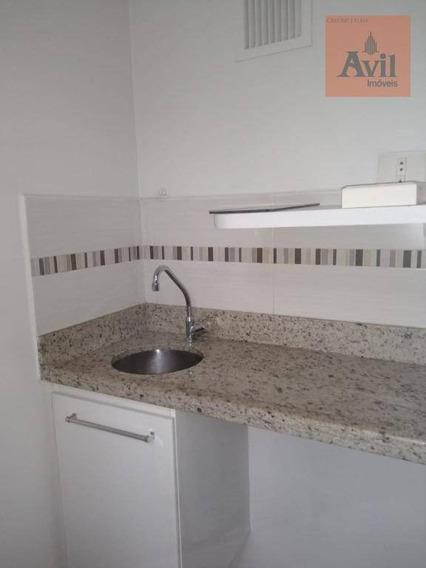Sala Para Alugar, 32 M² Por R$ 1.250,00/mês - Vila Gomes Cardim - São Paulo/sp - Sa0112