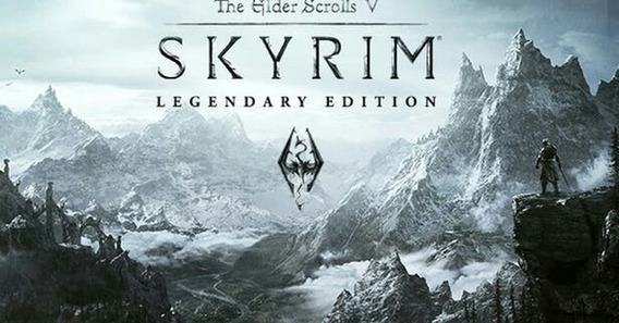 The Elder Scrolls V: Skyrim Legendary Edition Pc Steam Key