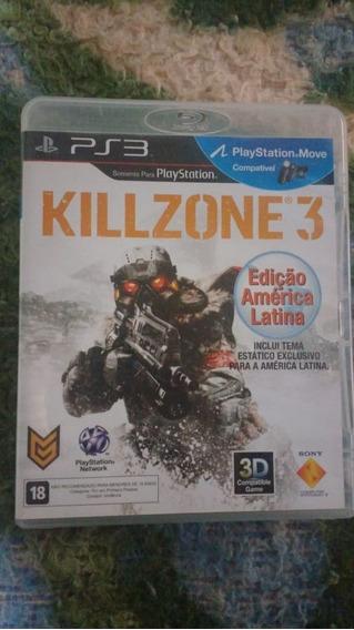 Killzone 3(leia) - Mídia Física - Ps3