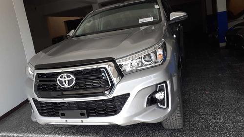 Toyota Hilux D/c Srv 4x4 Automatica Plus
