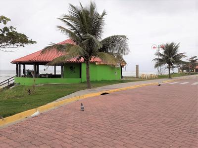 Imóvel Pé Na Areia Perto Do Centro De Itanhaém