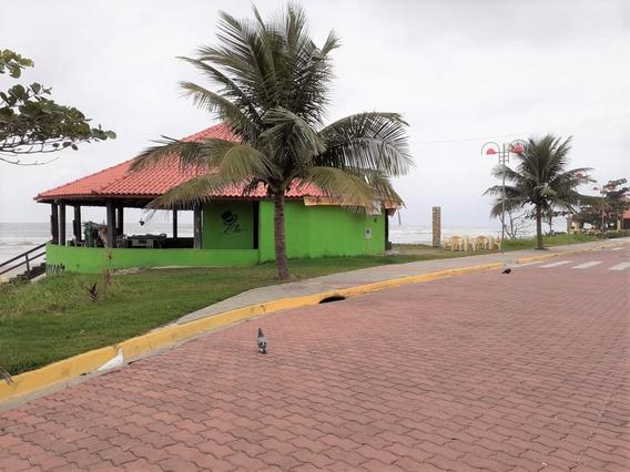 Casa Sobreposta Pé Na Areia Perto Do Centro De Itanhaém