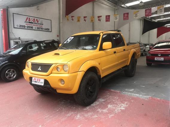 L 200 Sport Hpe 4x4 2.5 (aut) (cab. Dupla)