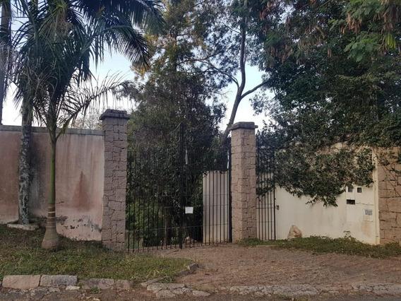Terreno Residencial À Venda, Sítios De Recreio Gramado, Campinas. - Te0066