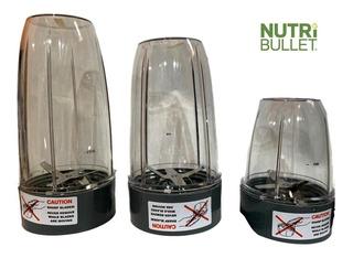 Vaso Con Aspas De Nutribullet 32/24/18 Onzas