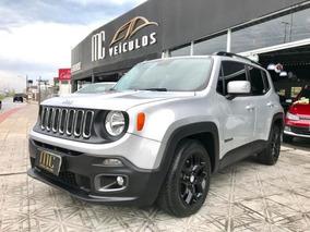 Jeep Renegade Longitude 1.8 16v Flex, Qlo3658