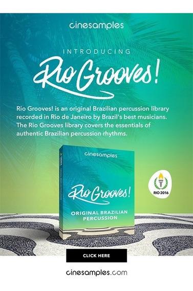 Rio Grooves - Kontakt Ritmos Brasileiros