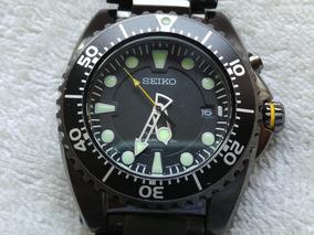 Relógio Seiko Kinetic Scuba Diver