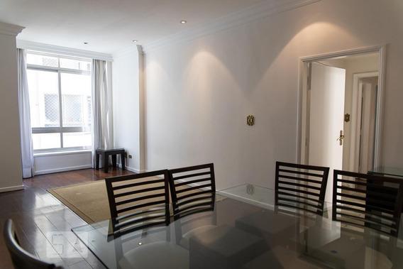 Apartamento Para Aluguel - Higienópolis, 2 Quartos, 110 - 893104876