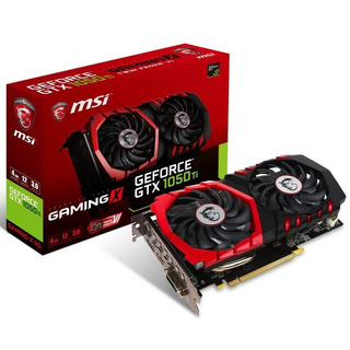 Tarjeta De Video Msi Gaming Geforce Gtx 1050 Ti 4gb Gdrr5 12