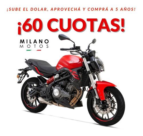 Imagen 1 de 11 de Benelli 302s - 60 Cuotas Y Ahora 18 - Milano Motos Benelli