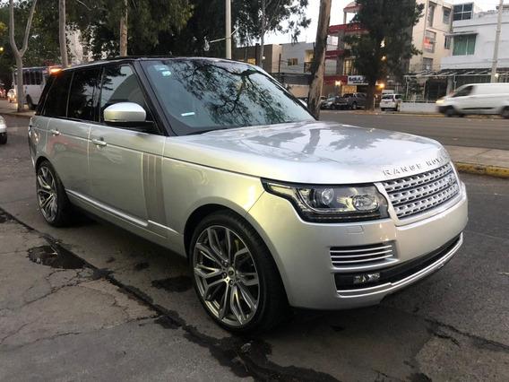Land Rover Ranger Rover 2013