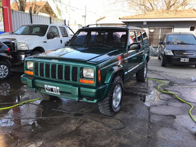 Jeep Cherokee Verde 4x4