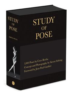 Libro Study Of Pose: 1,000 Poses Por Coco Rocha Modelos *sk