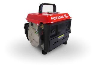 Grupo Generador Electrógeno Miyawa 650w - Pintolindo
