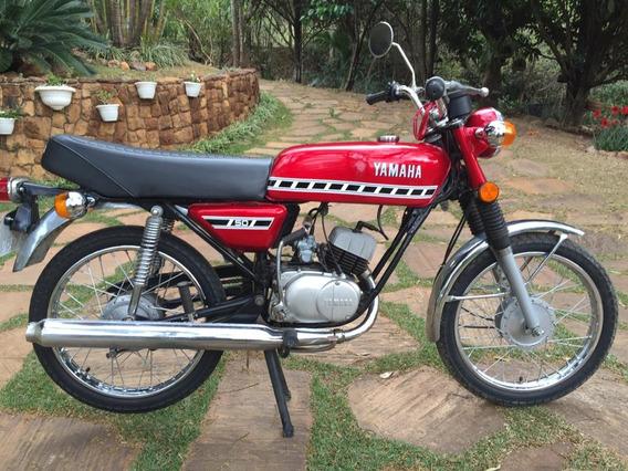 Yamaha Rd 50 Impecável