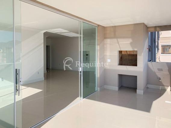Apartamento Novo Quadra Mar 4 Suítes Em Itapema - 2081