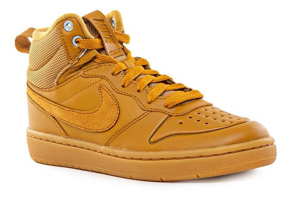 Botas Court Borough Mid 2 Nike Sport 78 Tienda Oficial