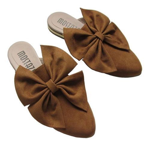 Zapatos -zuecos - Suecos - Calzado- Baletas Mules Dama Mujer