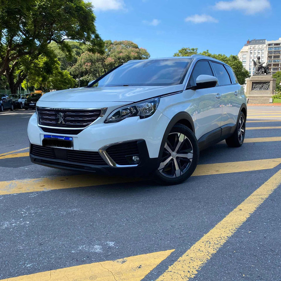 Peugeot 5008 1.6 Allure Blindado Rb2