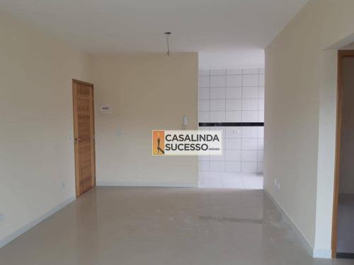 Imagem 1 de 30 de Apartamento Com 2 Dormitórios À Venda, 52 M² Por R$ 290.000,00 - Cidade Patriarca - São Paulo/sp - Ap5954