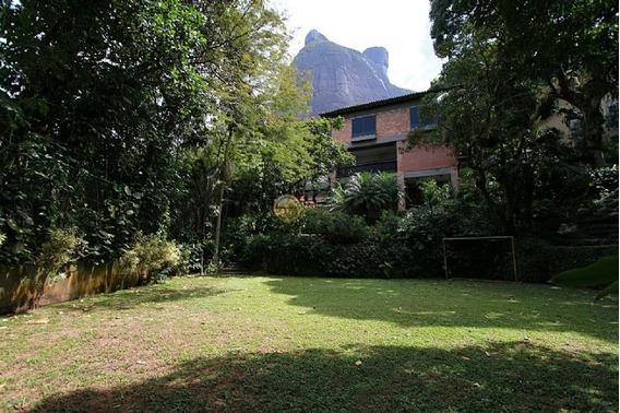Casa Em Condomínio-à Venda-são Conrado-rio De Janeiro - 71167