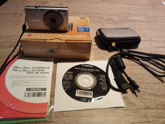 Câmera Fotográfica Canon Powershot A2300