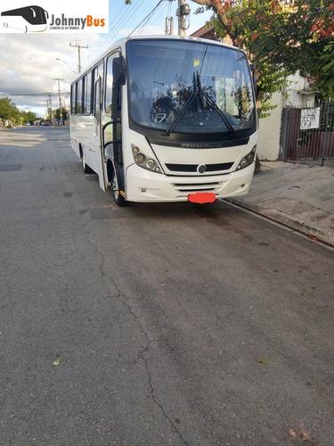 Micro Ônibus Rodoviário Neobus Thunder Ano 10/10 Johnnybus