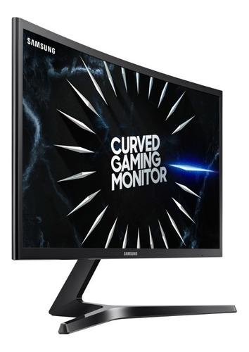 Monitor Gamer Curvo Pc Samsung 24 Full Hd 144hz Hdmi Led