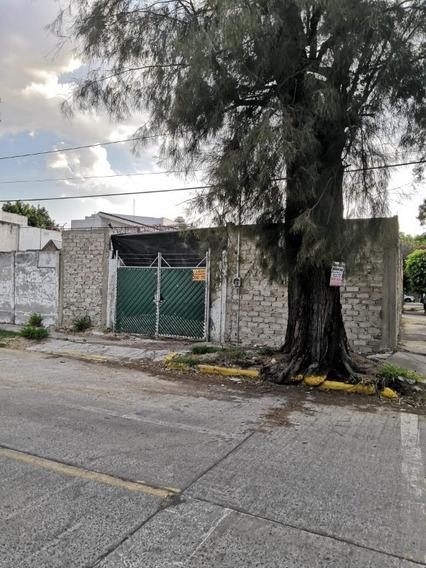 Se Renta Terreno En Colonia Lomas Altas, Zapopan.