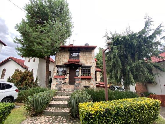 Casa En Ch En Venta, Desierto De Los Leones