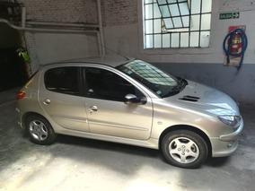 Peugeot 206 1.6 Xr Premium - Impecable