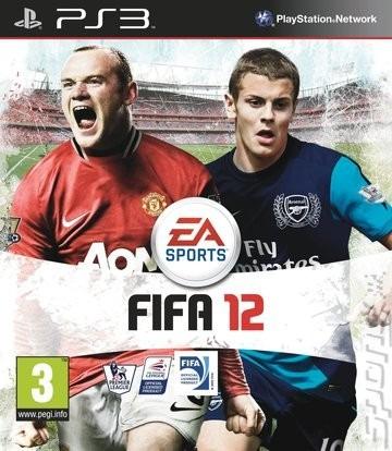 Jogo Fifa Soccer 12 Playstation 3 Ps3 Mídia Física Futebol