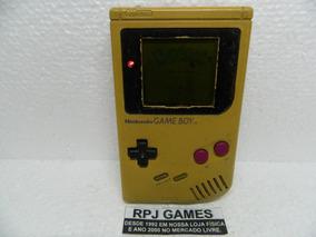 Game Boy Tijolão C/ Vários Defeitos Leia Anuncio Veja Fotos
