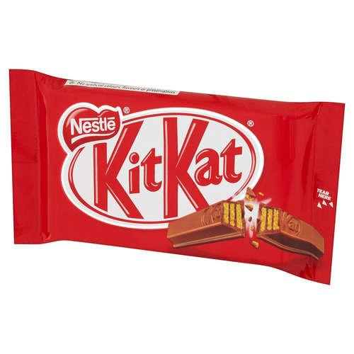 Kit Kat Fingers 3 X 41.5 Gr