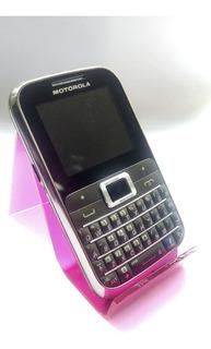 Motorola Ex116 (seminovo)-desbloqueado